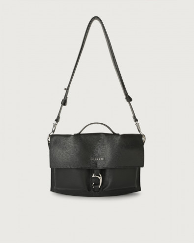 Scout Micron leather crossbody bag