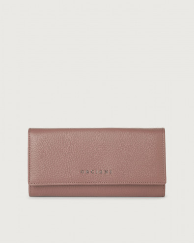 Micron leather envelope wallet