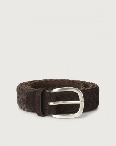 Winter Suede suede belt