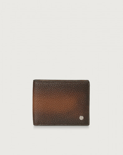 Micron Deep leather wallet