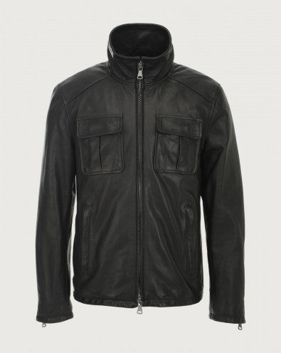 Denver leather jacket