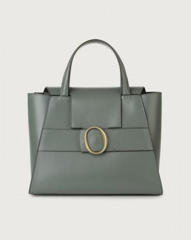 Ofelia Liberty large leather handbag