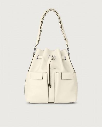 Tessa Liberty medium leather bucket bag