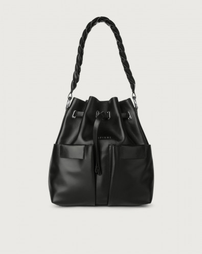 Tessa Liberty medium leather bucket bag