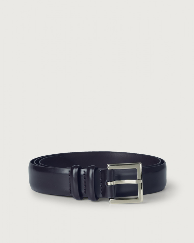 Toledo classic leather belt