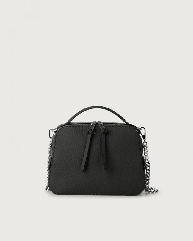 Orciani Soft leather mini bag Leather Black