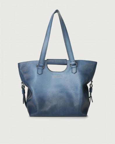 Isotta Vanish One leather shoulder bag