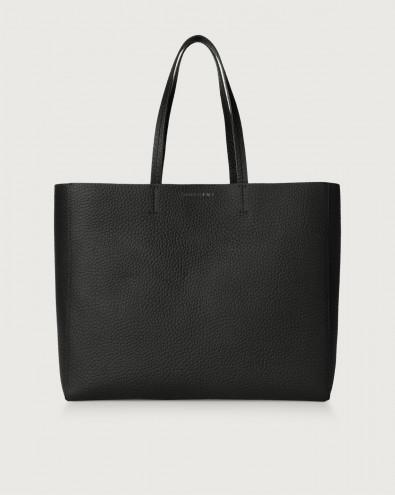 Le Sac Soft leather tote bag