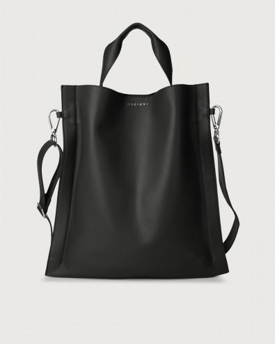 Iris Micron leather shoulder bag