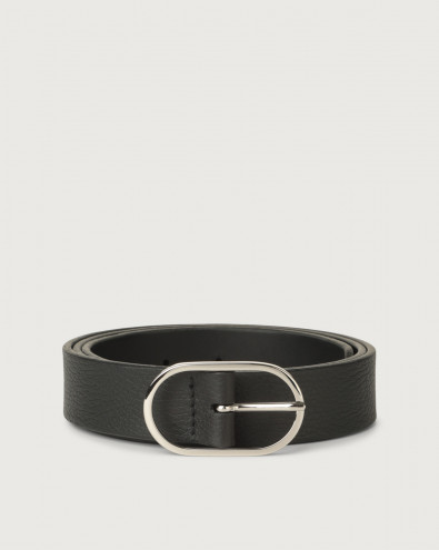 Dollaro leather belt