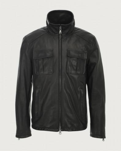 Denver leather jacket