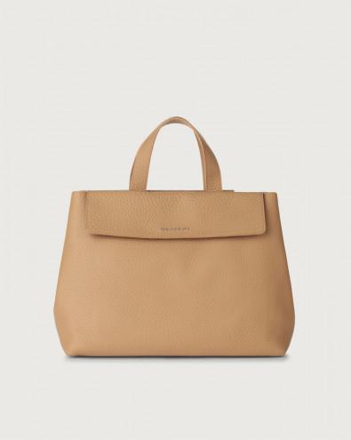 Uma Soft leather handbag