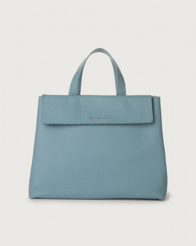 Uma Soft leather handbag