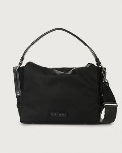 Twenty Ecoline eco-nylon leather shoulder bag
