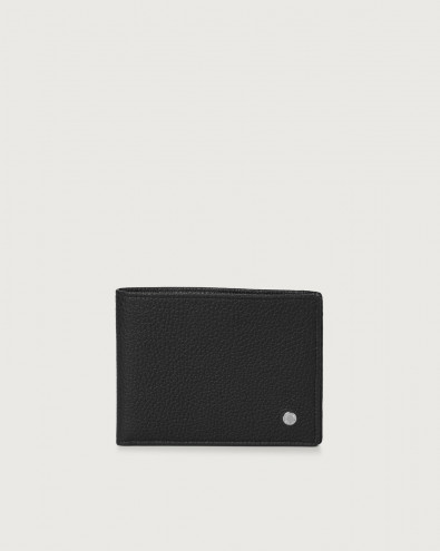 Micron leather wallet