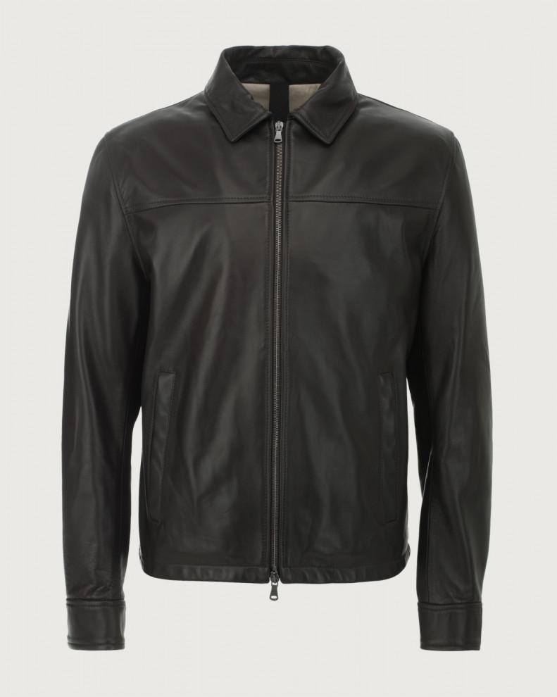 Nappa Nature leather jacket