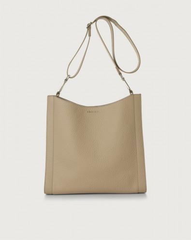 Iris Soft leather crossbody bag