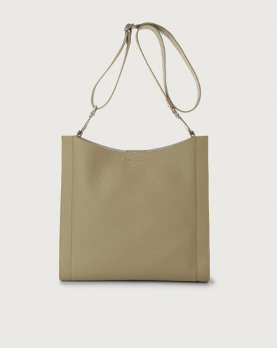Iris Soft leather crossbody bag