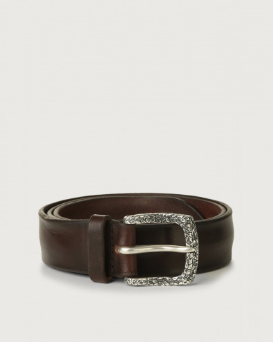 Bull Soft A leather belt