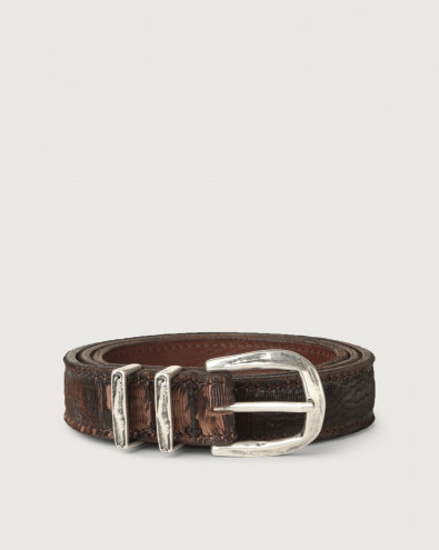 Cutting leather belt 2,8 cm