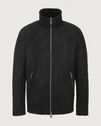 Aspen shearling jacket