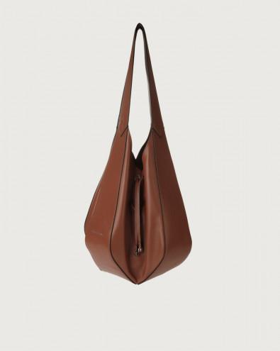 Palma Liberty leather shoulder bag