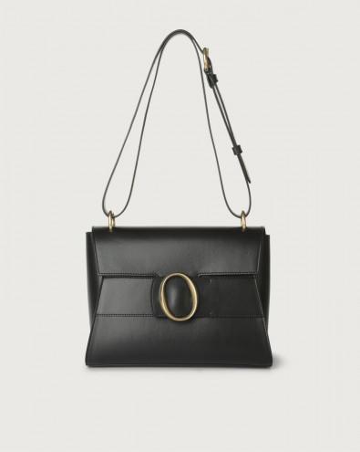 Ofelia Liberty leather shoulder bag