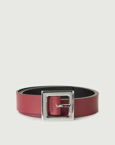 Liberty Double leather belt 3 cm