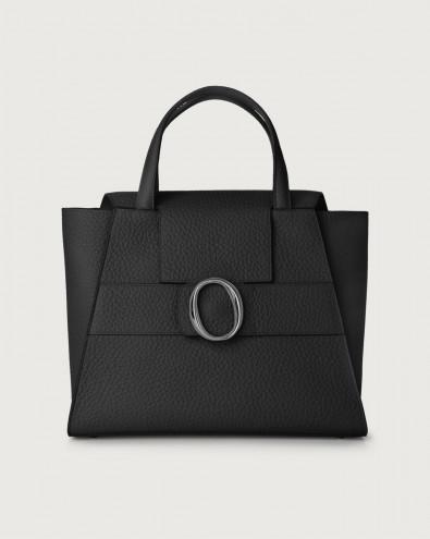 Ofelia Soft large leather handbag