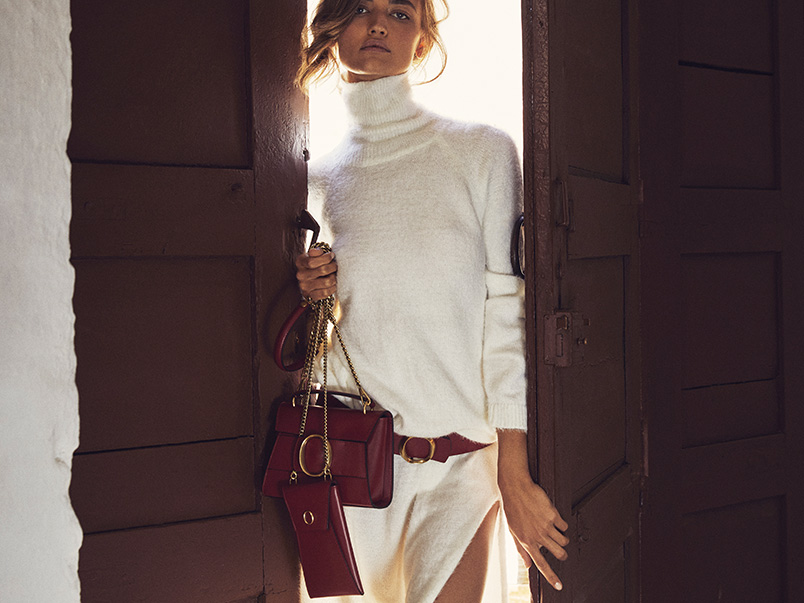 Orciani woman Monogram Shop fall winter Collection 2021
