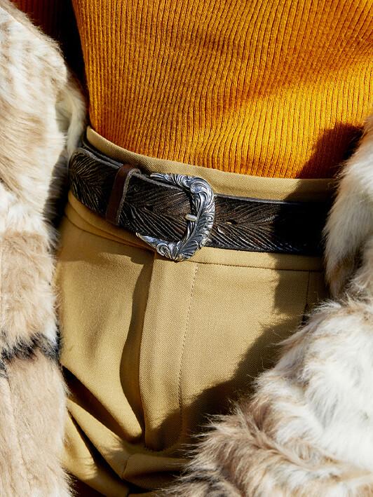 Orciani woman belts fall winter 2019-2020