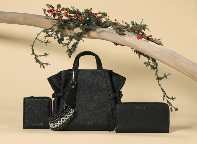 Orciani woman bags Fall Winter Collection 2020-2021