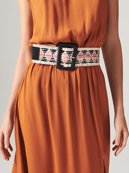 Orciani woman belts spring-summer 2020