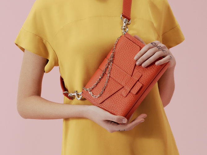 Orciani woman mini bags Spring Summer 2019