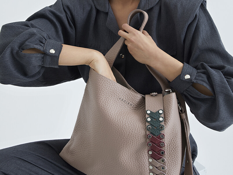 Orciani woman straps - collection fall winter 2019-2020
