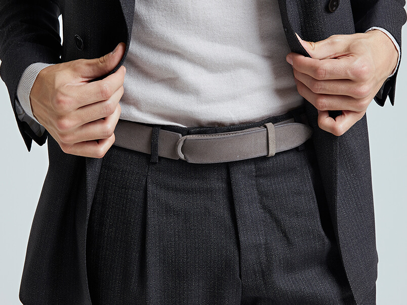 Orciani Man belts Nobuckle fall winter 2019-2020