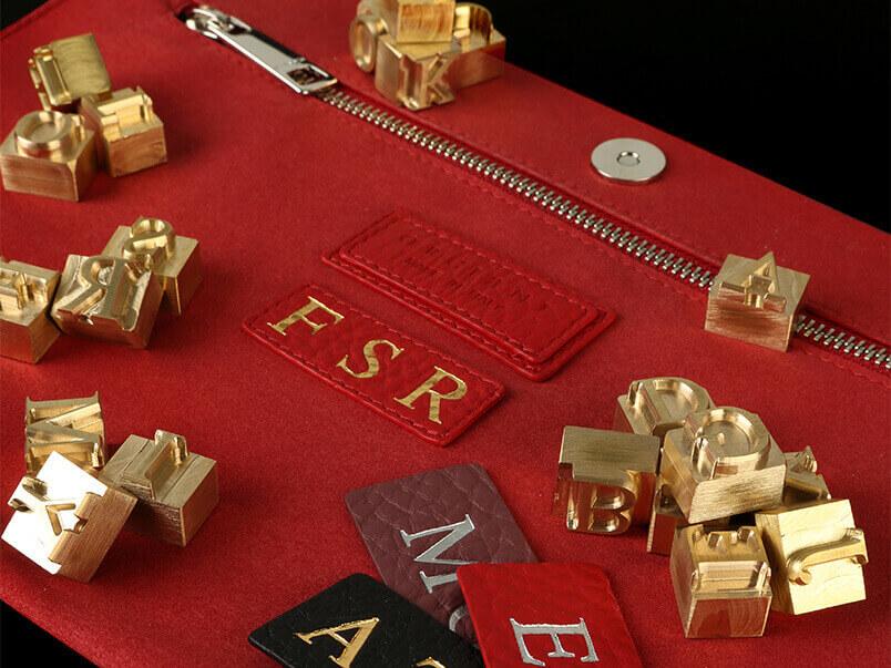 Orciani borse Sveva personalizzate