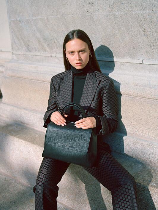Orciani Woman preview Sveva Timeless elegance