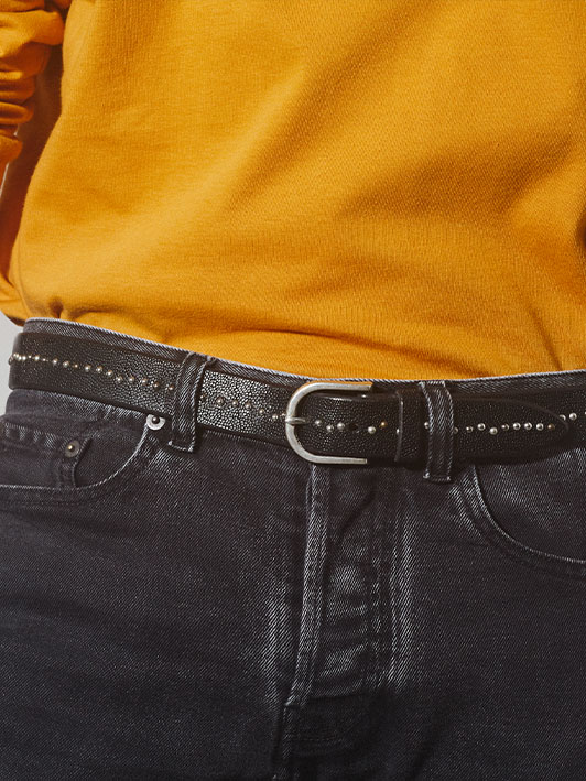 Orciani belts man spring summer Collection 2021