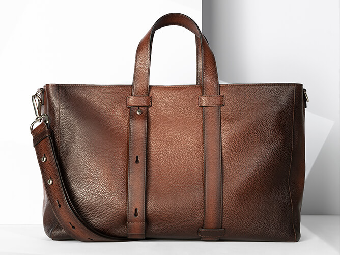 Orciani Man bags spring summer Collection 2021