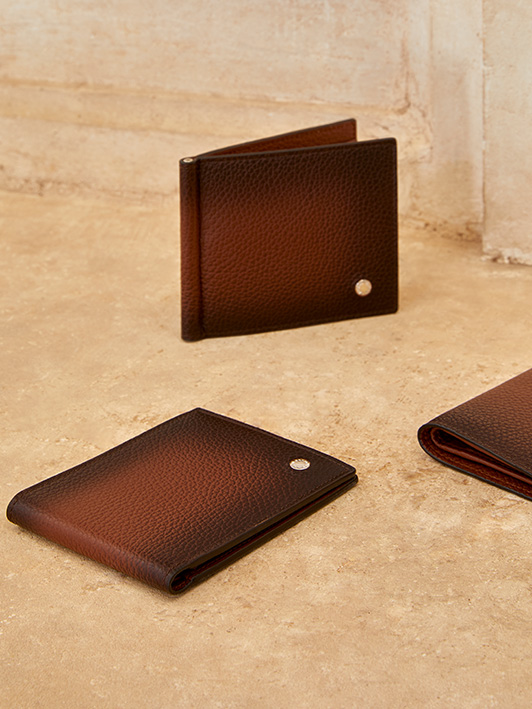 Orciani Man small leather goods fall winter 2021