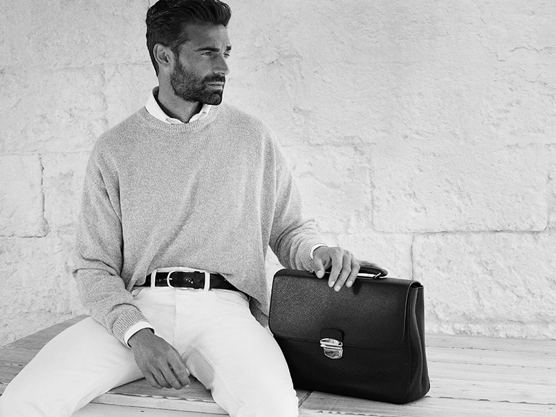 Orciani business bags fall winter Collection 2021