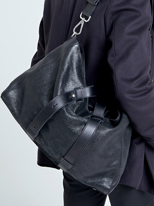 Orciani business bag fall winter 2019-2020