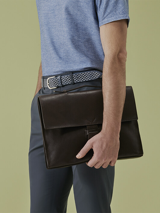 Orciani business bag spring summer 2019